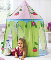 Spielzelt für Kinder als Pop Up, Haba| Spielhaus Paradies