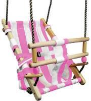 babyschaukel spielspa schon f r ganz junge spielhaus. Black Bedroom Furniture Sets. Home Design Ideas