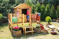 Klettergerüst Selbst Gebaut : Spielturm klettergerüst & schaukel spielhaus paradies